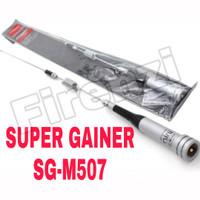 Antena HT Riq SG-M507/Antena untuk Mobil super gainer
