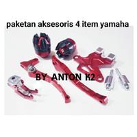 AKSESORIS PAKET VARIASI MOTOR MIO J-MIO S-FINO-MIO M3-X RIDE-XEON GT