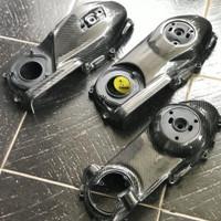Cover bak CVT Original Carbon Kevlar Vespa Sprint Primavera GTS S LX