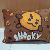 boneka bantal BTS bt21 shooky