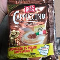 kopi torabika cappuccino 25gr. TERMURAH!!!