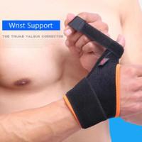 Elastic Bandage Wrist Support Thumb Finger Splint Brace