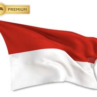 Bendera Merah Putih Ukuran 90x120