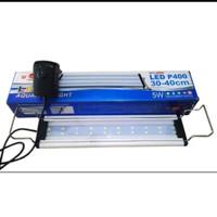 Lampu Led Aquarium aquascape Yamano P400 5w 30cm - 40cm