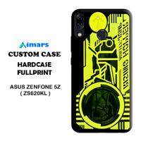 Custom Case Asus Zenfone 5Z ZS620KL Hardcase Fullprint