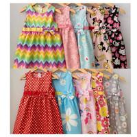 Baju Anak Perempuan Katun Premium Dress bayi perempuan