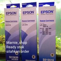 Tinta printer Epson LQ 310 , LX 310 ,lx300 ribbon catridge original