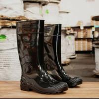 Sepatu Boot Panjang Hitam TERRA ECO 2 AP UK 25