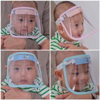 faceshield baby / face shield bayi / faceshield list baby