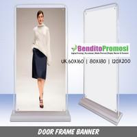 Door Frame 60x160 - Xbanner - Roll Banner - Backdrop