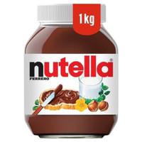 Nutella Selai 1kg / 1000gr - Khusus JNE