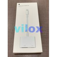 apple adapter converter iphone ipad lightning to hdmi digital av tv