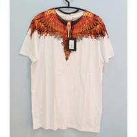 Marcelo Burlon Double Wing White Tshirt