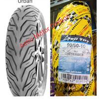 Ban Luar Motor Vespa Kimco Ring 10 Swallow Deli tire 90/90-10 Tubeless