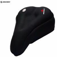 Cover Jok Sepeda, Bahan Silikon 3D, Tebal dan Empuk Premium
