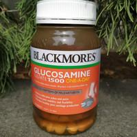 blackmores glucosamine sulfate 1500 mg 180 tabs suplemen tulang sendi