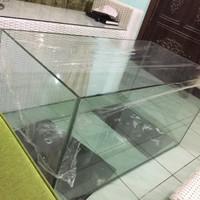 Aquarium model gex 100x50x50 kaca 10mm