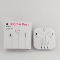 Headset Earphone Apple Iphone 5/5s/6/6s/6plus Original 100%
