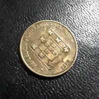 Makau ( Macau ) - 10 Avos 1982 : Koin / Asing / Kuno