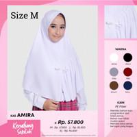 Kerudung Sekolah Rabbani Amira terbaru jilbab instan bergo hijab best