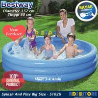 Bestway kolam renang anak ukuran besar jumbo big size 150 x 30 cm 3 ri