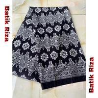 kain batik prada silver A02 - Batik Riza