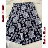 kain batik prada silver A09 / Batik Riza