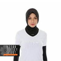 Jilbab/Hijab Sport Olahraga Wanita Polos