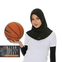 Hijab Sport Jersey Olahraga