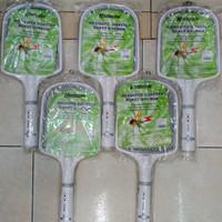 Raket Nyamuk - Mosquito Swatter - Krisbow - Rechargeable