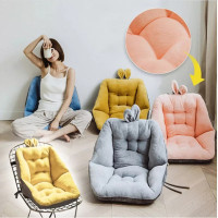 Fluffy Chair Seat Cushion Bantal Alas Tempat Dudukan Duduk Kursi Empuk