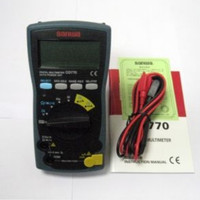 Sanwa CD770 Digital Multimeter Multitester Avometer Original 100%