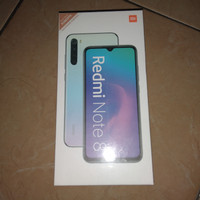 Xiaomi Redmi Note 8 4/64GB Resmi - Neptune Blue