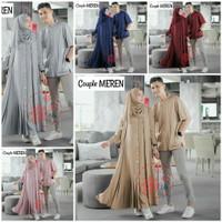 Baju Couple Pasangan Muslim | Couple MEREN