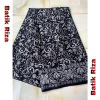 kain batik prada silver A03 - Batik Riza