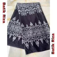 kain batik prada silver A015 / Batik Riza