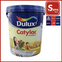 CAT DULUX CATYLAC 5kg PUTIH