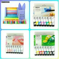 Cat Akrilik Acrylic Series Craft Paint 8 Warna Art Rangers 22mL