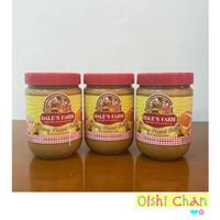 Dale's Farm Creamy Peanut Butter 500gr / Selai Kacang Dale's Farm
