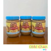 Dale's Farm Crunchy Peanut Butter 500gr / Selai Kacang Dale's Farm