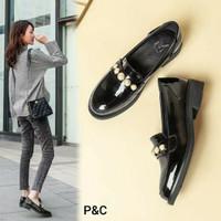 Sepatu Wanita Docmart Mutiara / Sepatu Docmart