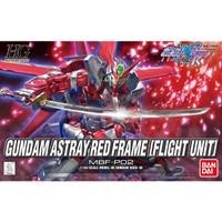 Bandai Gundam HG 1/144 Astray Red Frame Flight Unit