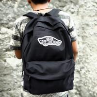 Vans bagpack black