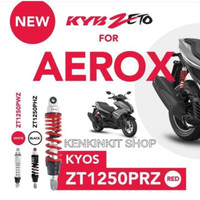 SHOCKBREAKER YAMAHA AEROX 155 /KYB ZETO SPRING ADJUSTER