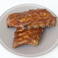 Spanish Baby Back BBQ ribs