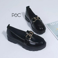Sepatu Wanita Docmart Rantai / Sepatu Wanita Murahan 65