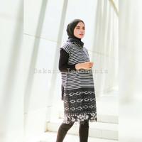 Dress Etnik Tenun Ikat Kiara Dakara Indonesia