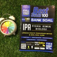 Best Score 100 Bank Soal IPA SMP/MTs Kelas 7 8 9