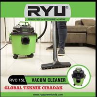 Vacum Cleaner RYU RVC 15 Sedot kering dan basah