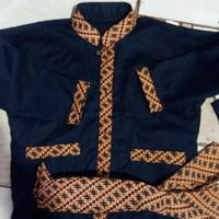 baju pangsi anak kombinasi batit